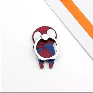 Other - New Spider-Man Character Finger Phone Holder